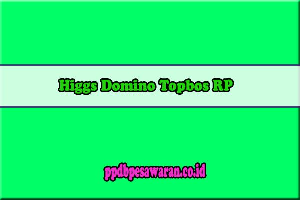 Higgs Domino Topbos RP